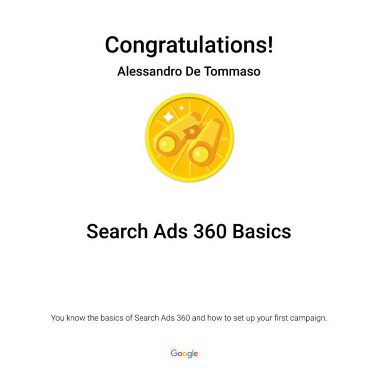 Google Ads 360