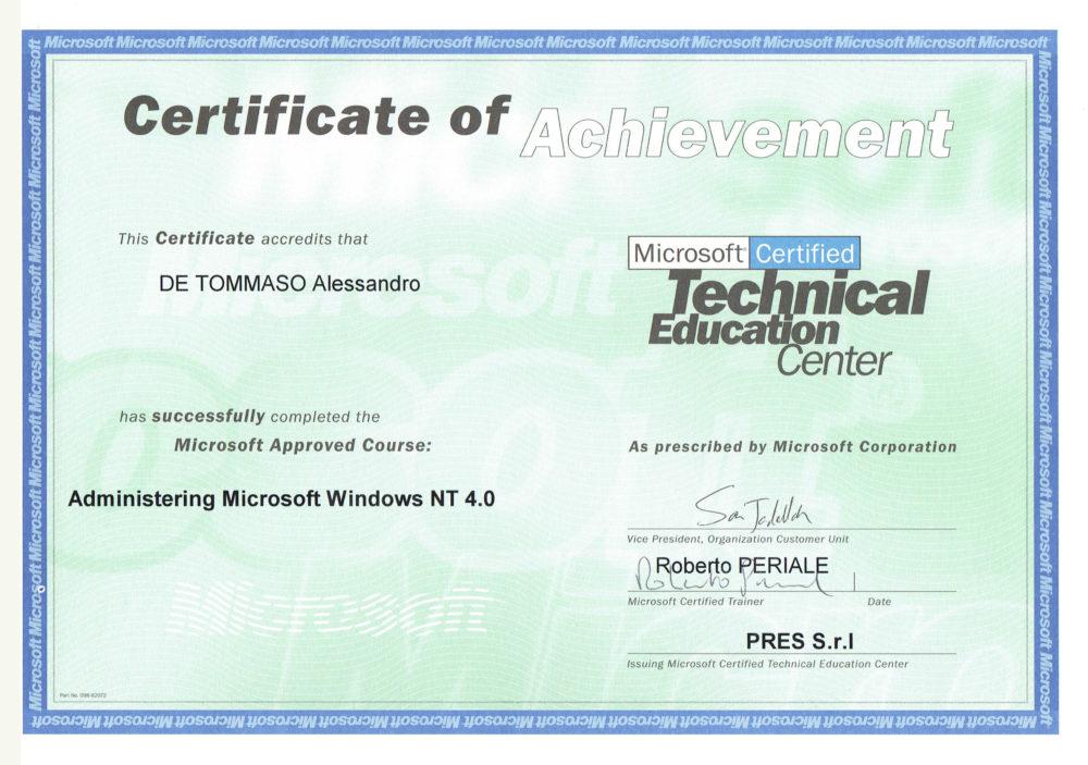 administering Microsoft Windows
