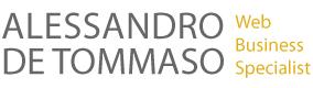 Web Business Specialist | Alessandro De Tommaso